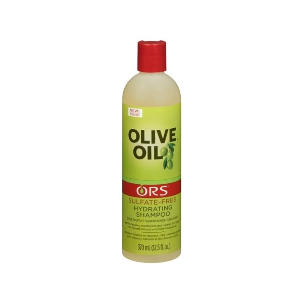 ORS Shampoing hydratant sans sulfate 370ml