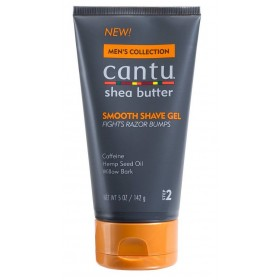 CANTU Gel de rasage SMOOTH SHAVE GEL 142g