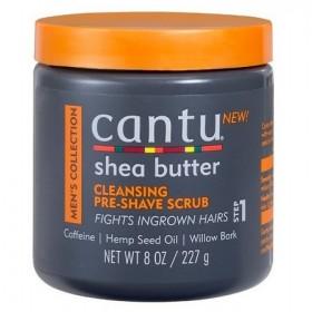 CANTU Pre-Shave Cleaner PRE-SHAVE SCRUB 227g