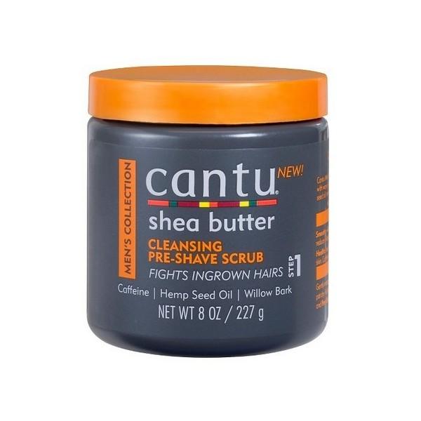 CANTU Nettoyant pré-rasage PRE-SHAVE SCRUB 227g