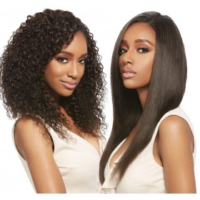 "OUTRE tissage Wet & Wavy SEXY CURLY 7PCS 14""16""18"" (Simply)"