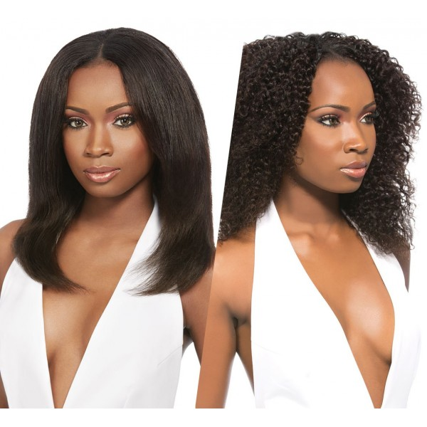 """OUTRE tissage Wet & Wavy BABY CURLY 7PCS 14""""16""""18"""" (Simply)"""