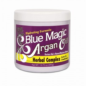 BLUE MAGIC Après-shampoing sans rinçage HERBAL COMPLEX 390g