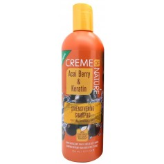Fortifying Shampoo BAY D'ACAI & KERATIN 354ml