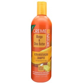 CREME OF NATURE Shampoing hydratant MANGUE & KARITE 354ml
