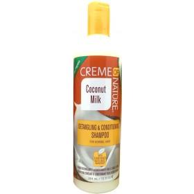 CREME OF NATURE Detangling shampoo COCO 354 ml