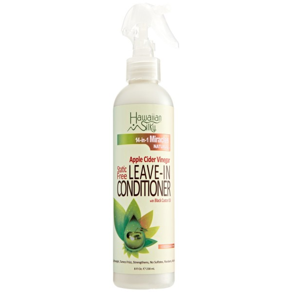 HAWAIIAN SILKY Spray conditionnant sans rinçage 14-in-1 MIRACLES 238ml (Leave In Conditioner)