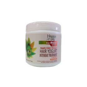 HAWAIIAN SILKY Masque traitement intensif 14-in-1 MIRACLES 454g (Hair Yogurt)