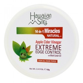 HAWAIIAN SILKY Gel 14-in-1 MIRACLES 68g (EXTREME EDGE CONTROL)