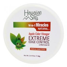 HAWAIIAN SILKY Gel 14-in-1 MIRACLES 68g (EXTREME EDGE CONTROL)
