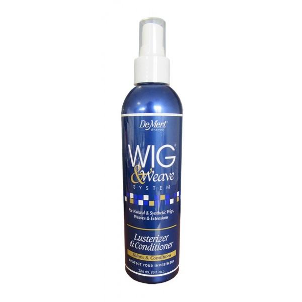 DEMERT Spray lustrant spécial perruque 236ml