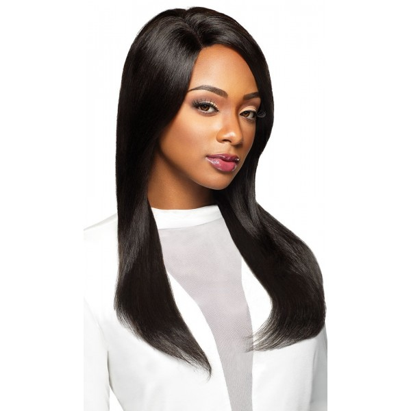 OUTRE perruque Brazilian NATURAL STRAIGHT (Lace Front)