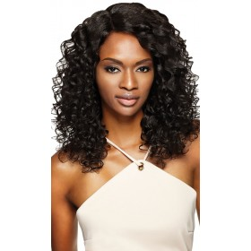 OUTRE perruque Brazilian NATURAL CURLY (Swiss Lace 4x4)
