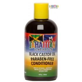 JAHITIAN Après-shampoing RICIN NOIR 237ml (conditioner)