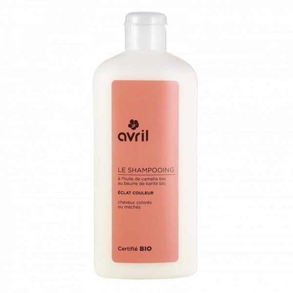 AVRIL Shampooing CAMELIA & KARITE BIO 250ml