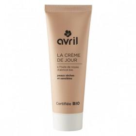 APRIL Day cream with organic ABRICOT core oil 50ml