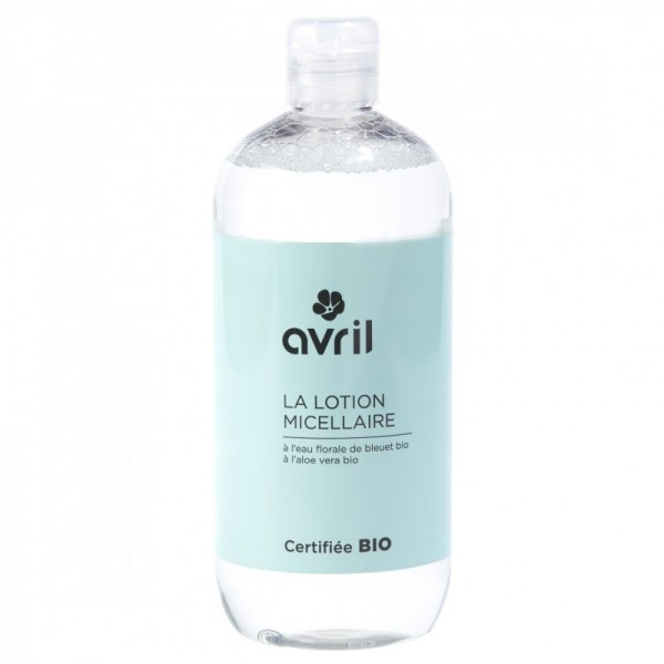avril lotion micellaire aloe vera bleuet bio 500ml. Black Bedroom Furniture Sets. Home Design Ideas