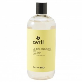 AVRIL Gel douche VANILLE BIO 500ml