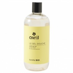 Gel douche VANILLE BIO 500ml