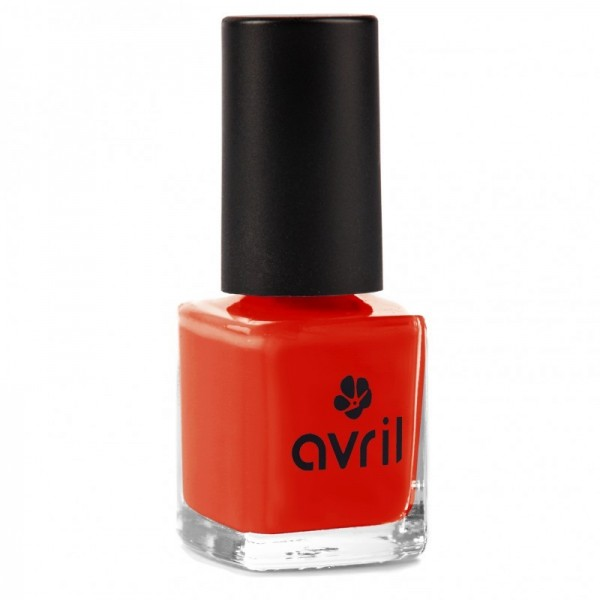AVRIL Vernis à ongles COQUELICOT 7ml