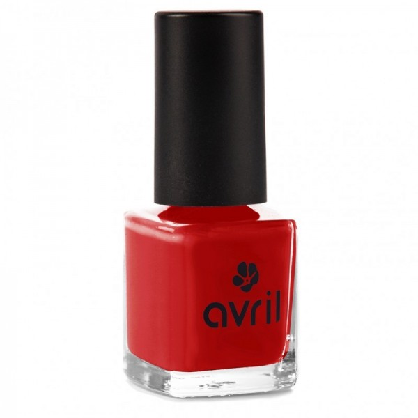 AVRIL Vernis à ongles HIBISCUS 7ml