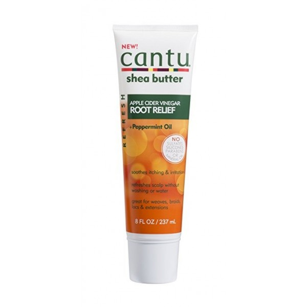 CANTU Leave-in anti-démangeaison ROOT RELIEF 237ml