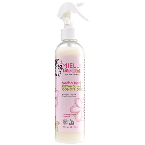MIELLE ORGANICS Spray démêlant pour enfants SACHA INCHI 240ml (Detangling Conditioner)