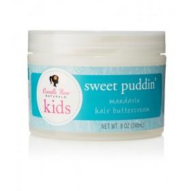 CAMILLE ROSE NATURALS Crème brillance pour enfants 240ml (Sweet Puddin')