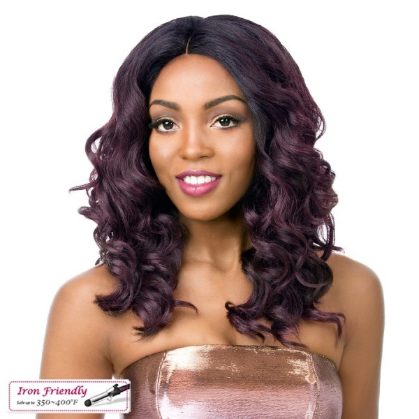 IT'S A WIG perruque TOWN (Super Swiss Lace)