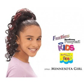 "Freetress postiche enfants ""MINNESOTA GIRL"""