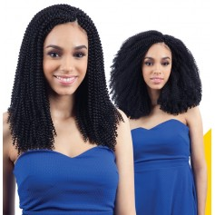 FREETRESS natte 3X AFRO SCREW BRAID (Loop)