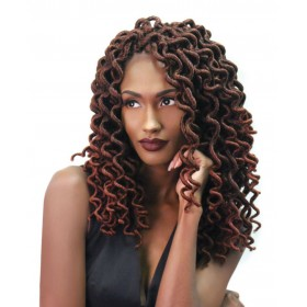 URBAN BEAUTY natte LADY GODDESS LOCS 18""