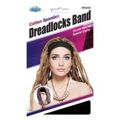 Bandeau pour dreadlocks