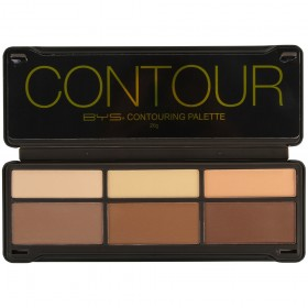 BYS Palette make-up artist CONTOURING 20g