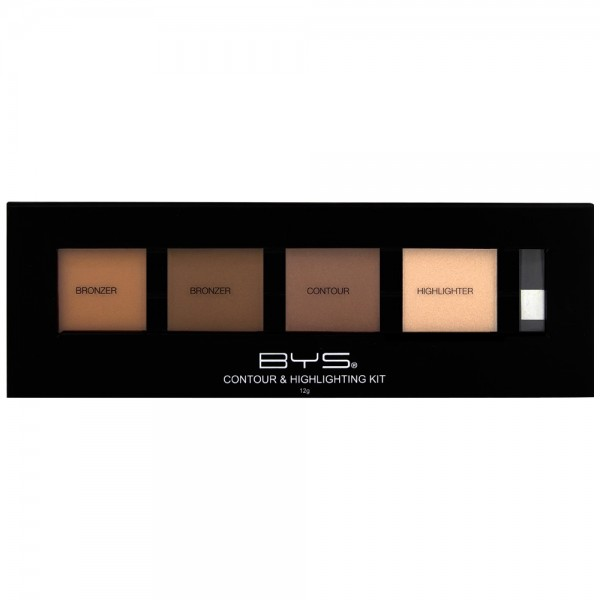 BYS Palette CONTOUR & HIGHLIGHTING 12g