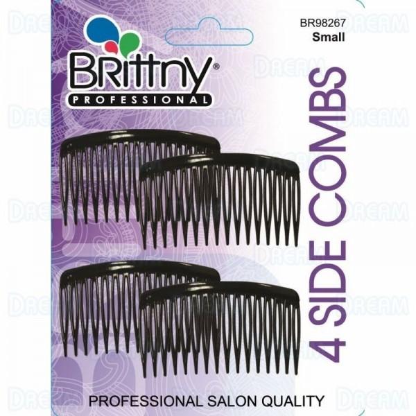 BRITTNY Lot de 4 broches SMALL