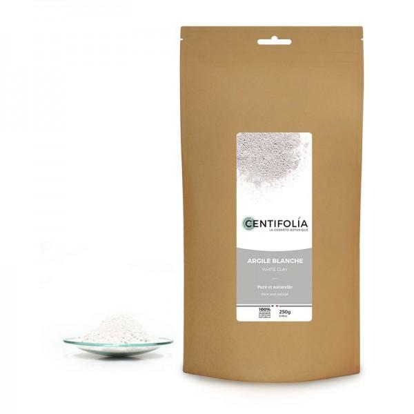 CENTIFOLIA Argile blanche 100% PURE 250g