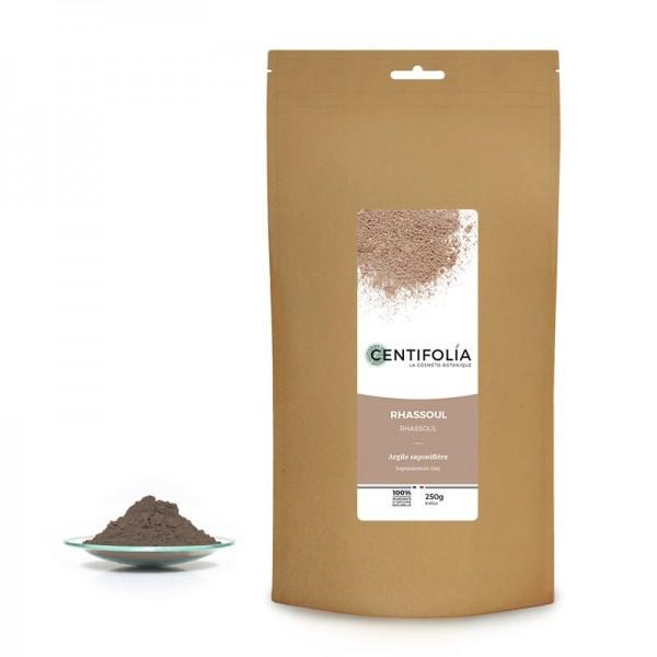 CENTIFOLIA argile Rhassoul 100% PUR 250g