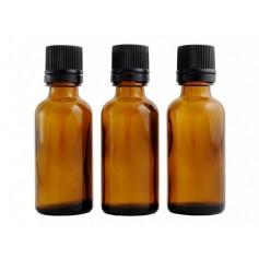 Batch 3 amber codigouttes bottles