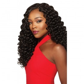 "OUTRE natte DEEP TWIST 14"" (4 en 1 Loop)"
