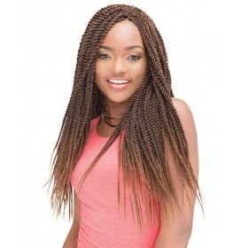 JANET natte E-Z WEAR BRAID 54""