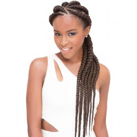 JANET natte 3x BANANA BRAID 86""