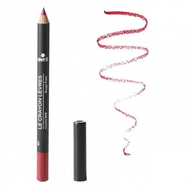 AVRIL Crayon contour des lèvres BIO