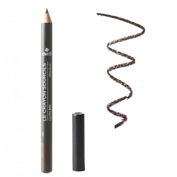 AVRIL Crayon à sourcils BIO
