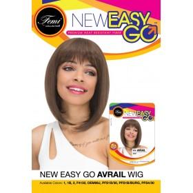 FEMI perruque AVRAIL (New Easy Go)