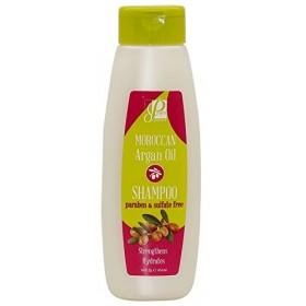 PROFIX ORGANICS Shampooing hydratant ARGAN OIL 414ml