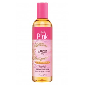 LUSTER PINK Huile d'ABRICOT 100% NATURELLE 59ml