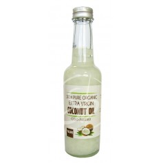 Huile de COCO EXTRA VIERGE 100% PURE 250ml *