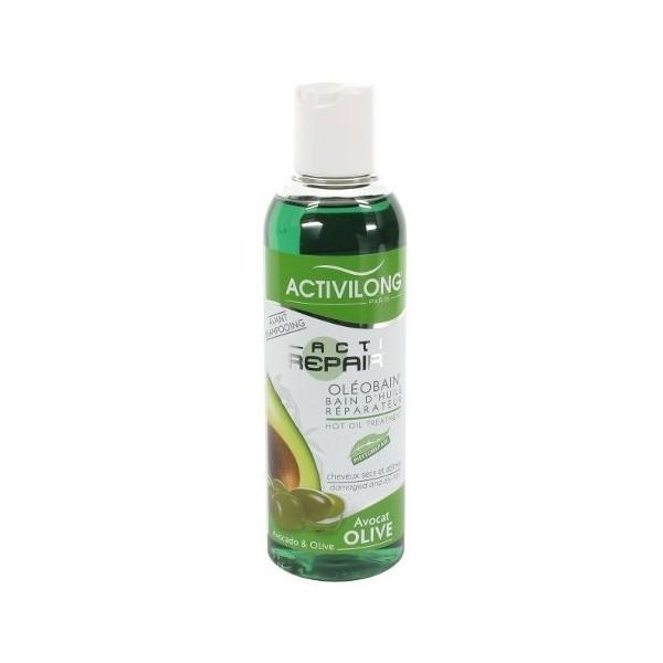 ACTIVILONG Bain d'huile réparateur Avocat & Olive 200ml
