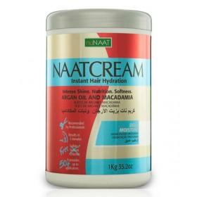 NUNAAT Crème capillaire ARGAN & MACADAMIA 1kg